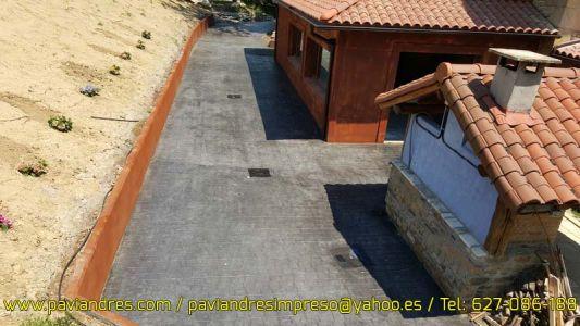 Hormigon Impreso Asturia 3
